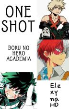 One Shot Boku No Hero Academia by ElexynaHD
