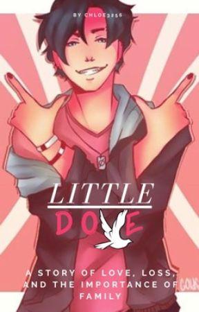 Little Dove (Gene x Reader) | Phoenix Drop High by Chloe3256