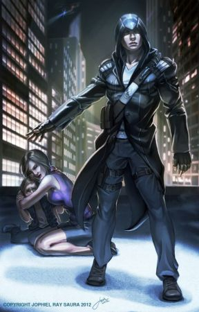 Scott Miles: The Modern Assassin by ssj3govan123