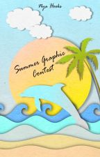 Summer Graphic Contest - Partecipante by cover_by_Nya