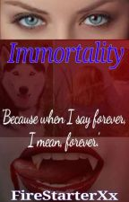 Immortality (Vampire Lesbian Stories)  by FireStarterXx