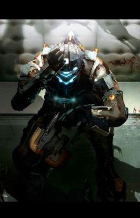 Destiny X Male Dead Space Reader by huggablepanda341