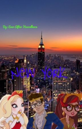 A Ever After High Story: New York by everafterhexcellence
