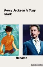 Percy Jackson is Tony Stark {on hold} by MoonPhaseWrites