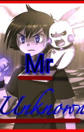 Mr Unknown (Amourshipping) by Greninjagoku10