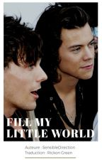 Fill My Little World - Larry Stylinson by adaptationlarry