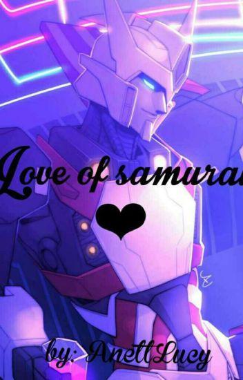Love of samurai