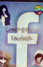 Creepypasta facebook by AlexandraCrestin