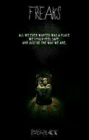 Freaks  by Alix-the-meme