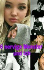 6 nervige Monster und ich  by oxtofspaxe