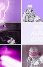 Donatello [x Reader One Shots] by toughtitties