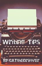 Writing Tips by CATtheDrawer
