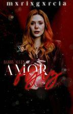 Amor Fugaz [Barry Allen y Tú] by axfxt_h