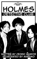 Holmes Detective Club by CedricQuiros