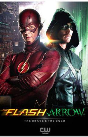 Pheromones (Barry Allen X Oliver Queen) by DiemsDeviant