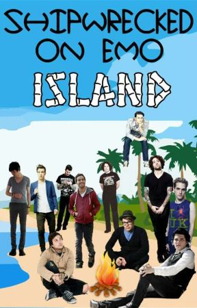 Shipwrecked On Emo Island by ImNotObsessedISwear