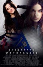 Scorebook (Camila Cabello y Tú) G!P by wonhosmila