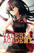 Valeria Academy: School of Magic by PuroHoru87
