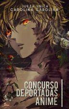Concurso de portadas anime by Chica-anonimaXD