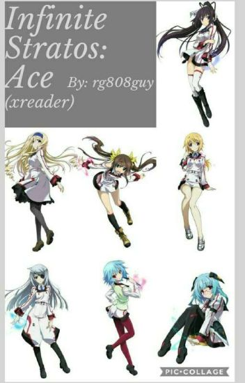 Infinite Stratos:Ace (X Male Reader)