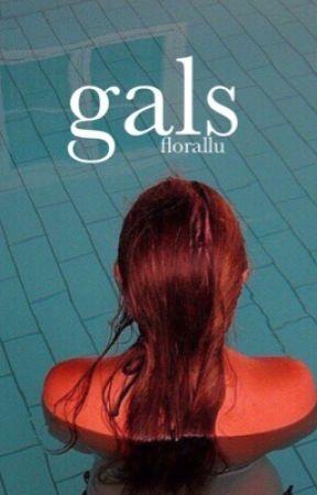 gals // gxg by florallu