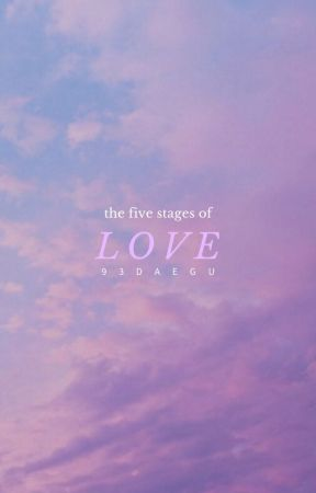 the five stages of love » yoonmin - prologue - Wattpad