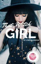 That Witch Girl #PrimoAwards2018 by lynemalandz28