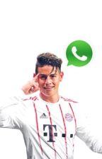 WhatsApp-James Rodríguez. by regisem_