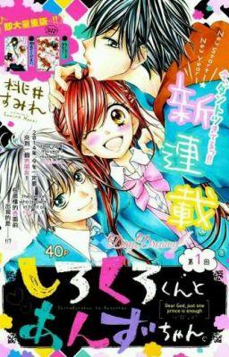 Đọc truyện ▶ Truyện Tranh ◀ Shirokuro-kun to Anzu-chan