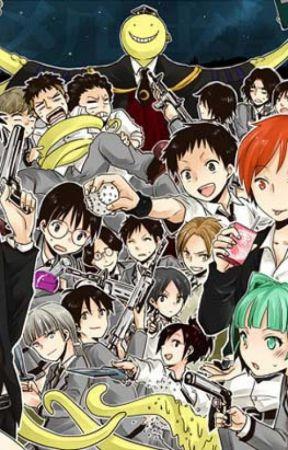 Xuyên qua lớp học ám sát by MikarinHoshino