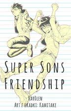 Super Sons: Friendship by Kar0len