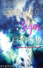 The Book of Zodiac Signs  by WinterStar21