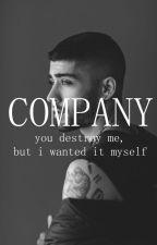 Company - Zayn Malik by cokokoloko