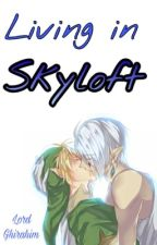Living in Skyloft - Ghiralink  by The_real_Ghirahim