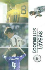 Footballers lovers  by _skyisblue