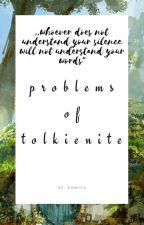 Problemy Tolkienite by KamiJJa
