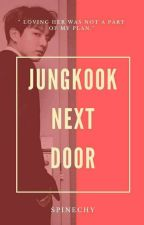 Jungkook Next Door by Spinechy