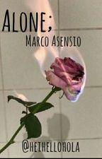 Alone; Marco Asensio by heihellohola