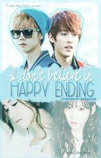 I don't believe in Happy Ending by LadyKazumi
