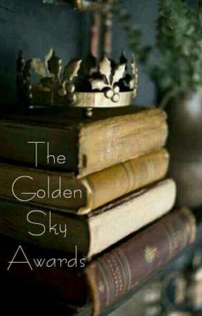 The Golden Sky Awards by Saahouu