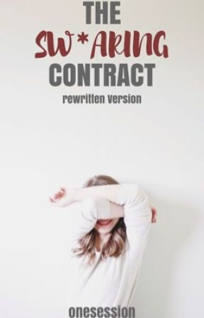 The Swearing Contract |Revised Version| by onesession