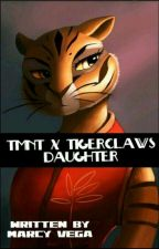 TMNT x Tigerclaw's Daughter by MarcyVega
