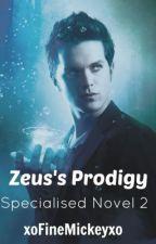 Zeus's Prodigy by xoFineMickeyxo