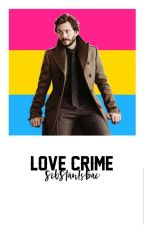 [2] Love Crime // Natasha Romanoff by SebStanIsBae
