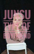 Junsu type of boyfriend  by exogalaxy0