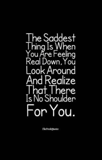 sad song lyrics