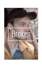 Broken •《Kickthepewdie》 by ParanoidBitch