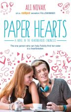 Paper Hearts by Fallzswimmer