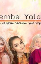 Pembe Yalan(TAMAMLANDI) by vanilyalianonim