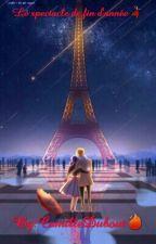 Le spectacle de fin d'année💃 by CamilleDubout